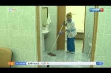 Embedded thumbnail for В Профсоюзе прокомментировали перевод из санитарок в уборщицы